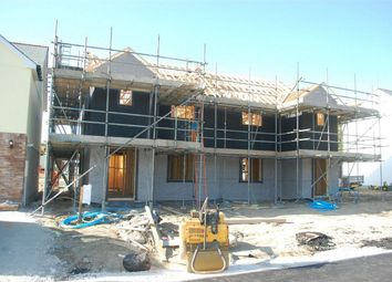 Thumbnail 3 bed semi-detached house for sale in Plot 3A Wheal Rose, Roche Road, Bugle, Cornwall