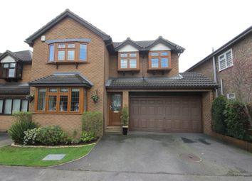 Thumbnail 4 bed detached house for sale in Main Road, Hawkwell, Hockley