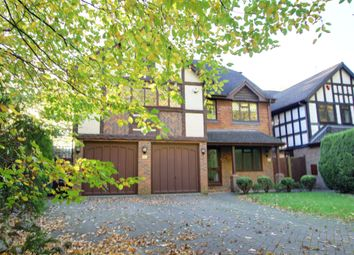 Thumbnail 5 bed detached house to rent in Southill Road, Chislehurst