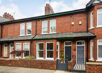 Thumbnail 4 bedroom terraced house for sale in Sycamore Terrace, Bootham, York