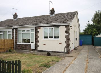 Thumbnail 2 bed semi-detached bungalow for sale in Lennox Close, Hunmanby