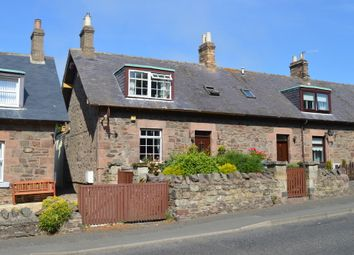 Thumbnail 3 bed end terrace house for sale in Gunsgreenhill Cottages, Eyemouth, Berwickshire, Berwickshire