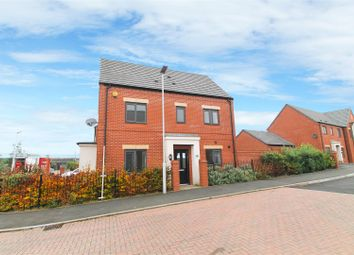 Thumbnail 3 bedroom detached house for sale in Duxford Grove, Wolverhampton