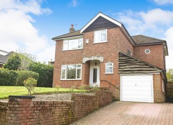 Thumbnail 4 bed detached house for sale in Stanneylands Road, Wilmslow, Cheshire, .
