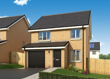"Thumbnail 3 bedroom detached house for sale in ""The Huntly"" at Hallhill Road, Glasgow"