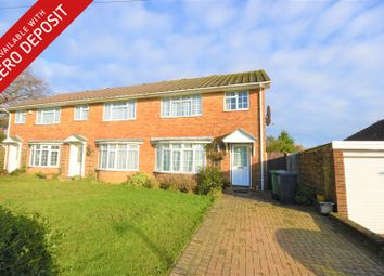 Thumbnail 3 bed end terrace house to rent in Chartres, Bexhill On Sea
