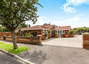 Thumbnail 4 bed detached bungalow for sale in Carisbrooke Road, Gosport