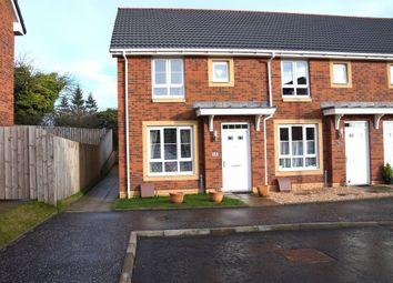 Thumbnail 3 bed end terrace house for sale in 13, Hoggan Court, Longcroft, Falkirk