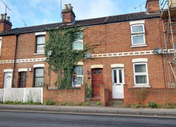 Thumbnail 2 bedroom terraced house for sale in Church Road, Earley, Reading, Berkshire