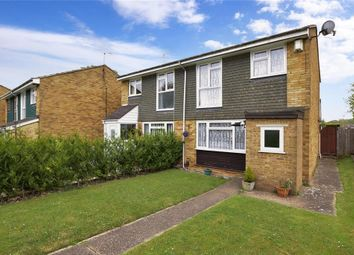 Thumbnail 3 bed semi-detached house for sale in Lords Wood Lane, Lords Wood, Chatham, Kent