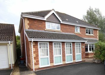Thumbnail 4 bed detached house for sale in Kingswood Road, Monmouth