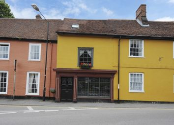 Thumbnail 3 bed terraced house for sale in Bridge Street, Bures, Bures