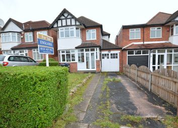 Thumbnail 4 bed detached house for sale in Quinton Road, Harborne, Birmingham