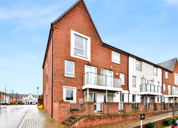 Thumbnail 4 bed end terrace house for sale in Samas Way, Vickers Green, Crayford
