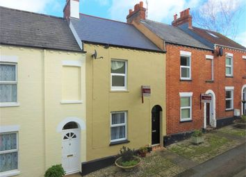 Thumbnail 2 bed terraced house for sale in Sandford Walk, Newtown, Exeter, Devon