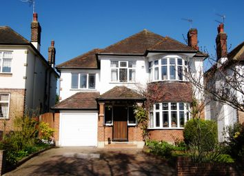 Thumbnail Detached house for sale in Princes Avenue, Woodford Green, Essex