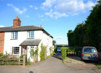 Thumbnail 2 bed end terrace house for sale in Reading Road, Cholsey, Wallingford