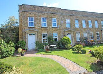 Thumbnail 3 bed end terrace house for sale in De La Warr Road, Milford On Sea, Lymington