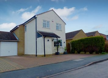 Thumbnail 3 bed detached house for sale in Elm Road, Folksworth, Peterborough, Cambridgeshire.