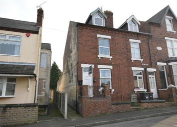 Thumbnail 2 bed end terrace house for sale in York Avenue, Jacksdale, Nottinghamshire