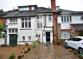 Thumbnail 2 bed flat for sale in Grange Road, Camberley, Surrey