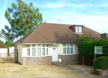 Thumbnail 2 bed semi-detached bungalow to rent in Green Lane, St Albans, Hertfordshire