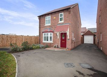 Thumbnail 3 bed detached house for sale in Meulan Lane, Nuneaton