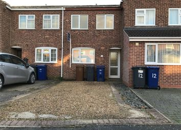 Thumbnail 2 bed terraced house for sale in Hillcrest, Tutbury, Burton-On-Trent, Staffordshire