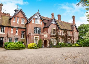 Thumbnail 3 bed flat for sale in North Frith Park, Hadlow, Tonbridge