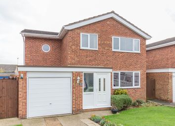 Thumbnail 4 bed detached house for sale in Fernie Way, Wellingborough