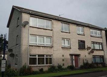 Thumbnail 2 bed flat for sale in Raise Street, Saltcoats, Ayrshire