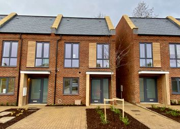 Thumbnail 3 bed end terrace house for sale in Coldhams Lane, Cherry Hinton, Cambridge