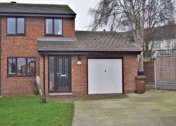 Thumbnail 4 bedroom semi-detached house for sale in Westbrooke Close, Chatham