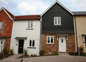 Thumbnail 2 bed terraced house to rent in High Street, Eysnford