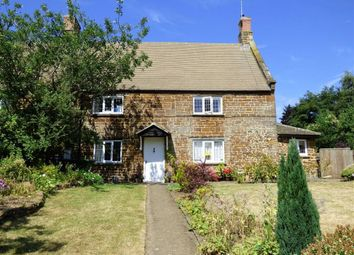 Thumbnail 3 bed semi-detached house for sale in High Street, Eydon, Northants