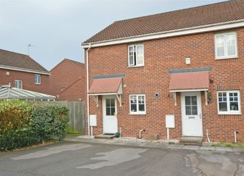 Thumbnail 2 bed end terrace house for sale in Follager Road, Willans Green, Rugby, Warwickshire