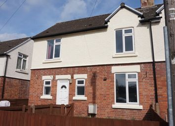 Thumbnail 4 bed semi-detached house for sale in Park Avenue, Polesworth, Tamworth
