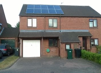 Thumbnail 3 bed semi-detached house for sale in Grenville Court, Shifnal