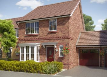 Thumbnail 3 bed detached house for sale in Rectory Lane, Standish, Wigan
