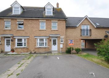 Thumbnail 4 bedroom end terrace house to rent in Larch Close, Hersden, Canterbury