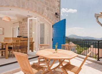 Thumbnail 3 bed villa for sale in Herceg-Novi Villa, Herceg-Novi Villa, Montenegro