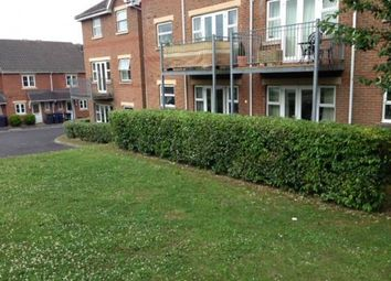 Thumbnail 2 bed flat to rent in Carnival House, Jubilee Close, Salisbury, Wiltshire