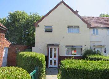 Thumbnail 3 bed end terrace house for sale in Dene Drive, Winsford