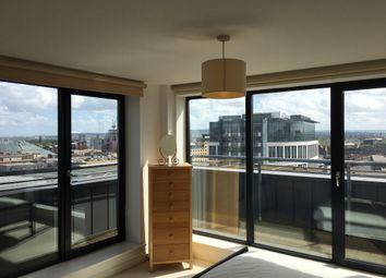 Thumbnail 2 bed flat to rent in 100 Holm Street, Glasgow