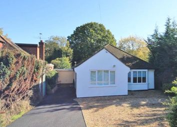 Thumbnail 3 bed detached bungalow for sale in Stroude Road, Virginia Water, Surrey
