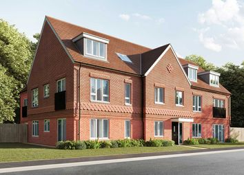 "Thumbnail 2 bed flat for sale in ""The Apartments - First Floor"" at Mill Road, Hailsham"