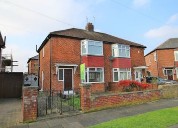 Thumbnail 2 bed semi-detached house to rent in Hirst Grove, Darlington, County Durham