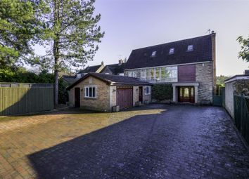 Thumbnail 6 bed detached house for sale in Hammonds, Hemming Green, Old Brampton, Chesterfield