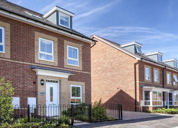 "Thumbnail 3 bed semi-detached house for sale in ""Abingdon"" at Cricket Field Grove, Crowthorne"