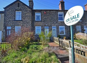 Thumbnail 2 bed terraced house for sale in Wood Lane, Chapelthorpe, Wakefield